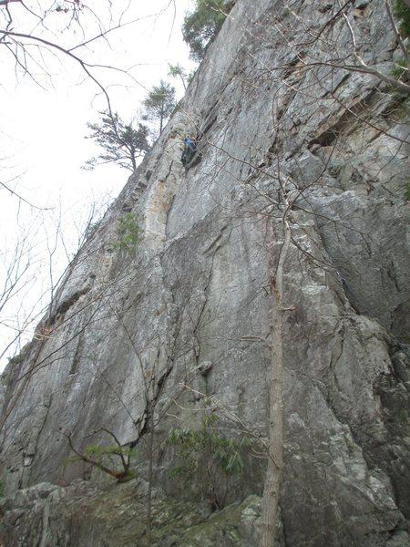 Rock Climbing Photo: Le Gourmet..