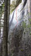 Rock Climbing Photo: Rhythm and Bolts