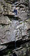 "Rock Climbing Photo: ""I Remember Drooling"" 5.10b"