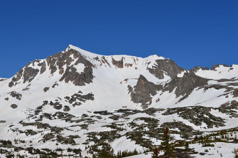 Mt. Neva, 6/1/14.