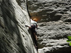 Rock Climbing Photo: Sam I Am