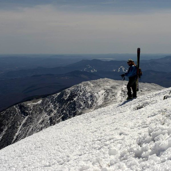 Mt Washington, NH - SE Snowfield