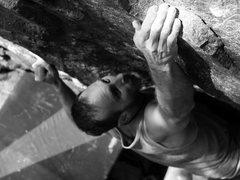 Rock Climbing Photo: flux close up