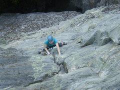Rock Climbing Photo: Nice and airy!
