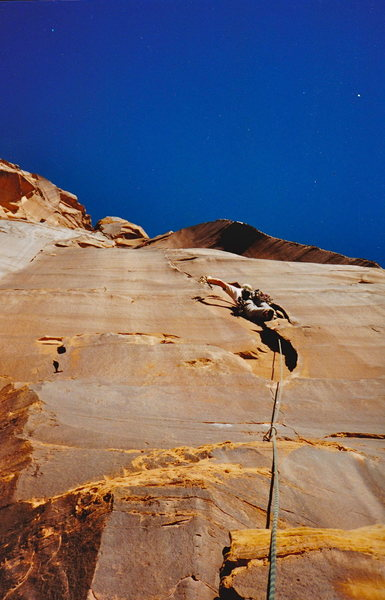 Rock Climbing Photo: Whoa, a big boy.