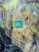 Rock Climbing Photo: Routes are labeled with... If you can find a guide...