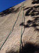 Rock Climbing Photo: It doesn't look like much from this vantage, but d...