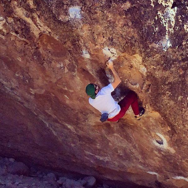 Rock Climbing Photo: SIN