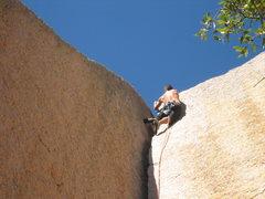 Rock Climbing Photo: Fear of Flying, Enchanted Rock, Austin