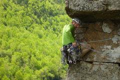 Rock Climbing Photo: The El