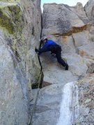 Rock Climbing Photo: Pearly Gate