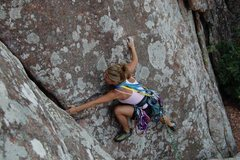 Rock Climbing Photo: unknown - oklahoma