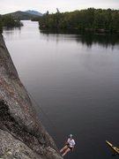 Rock Climbing Photo: 2010.05 - Adirondacks, NY, USA