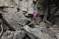 Rock Climbing Photo: 2011.04.21 - Rattlesnake Point, Milton, ON, CAN - ...