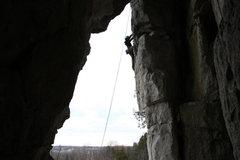 Rock Climbing Photo: 2011.04.21 - Rattlesnake Point, Milton, ON, CAD