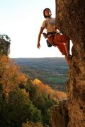 Rock Climbing Photo: 2010.10 - Old Baldy Conservation Area, Kimberly, O...