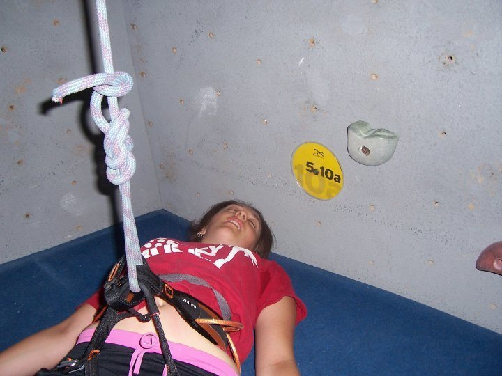 Rock Climbing Photo: 2009.09.26 - Rock Oasis gym, Toronto, ON, CAN - my...