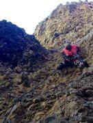 Rock Climbing Photo: Super fun climb.
