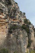 Rock Climbing Photo: can merges de dalt
