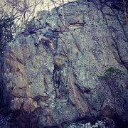 Rock Climbing Photo: Chattanooga, TN