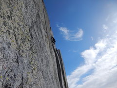 Rock Climbing Photo: my money shot