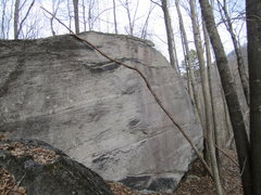 Rock Climbing Photo: Slab project....really good! Right behind the Tata...