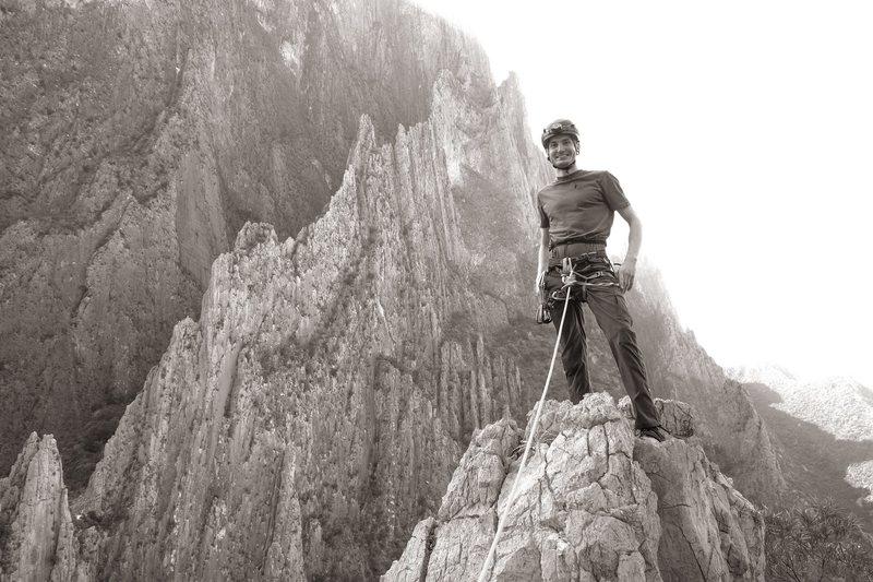 Rock Climbing Photo: Blacksmith