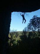 Rock Climbing Photo: oosik 5.12a