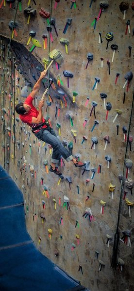 Rock Climbing Photo: In Use