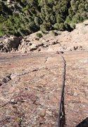 Rock Climbing Photo: 5.10 var