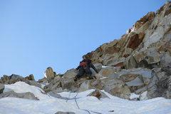Rock Climbing Photo: More mixed.