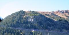 Rock Climbing Photo: Treeline Dome.