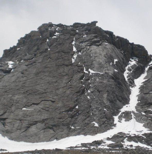 Rock Climbing Photo: Visual on 6/7/14.