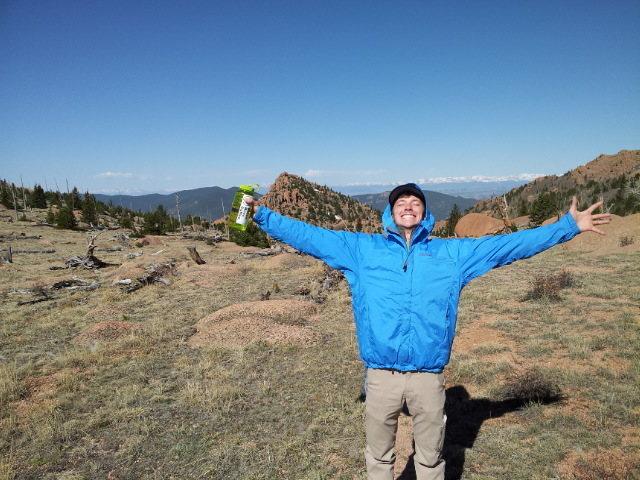 Rock Climbing Photo: Lost Creek Wilderness