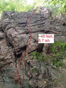 Rock Climbing Photo: Sunday stroll