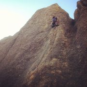Rock Climbing Photo: John Andersen cruising Hroom Hroom Photo: Michael ...