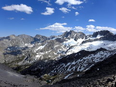 Rock Climbing Photo: view SE (toward Middle Pal) from Temple as of 8 Ju...