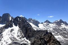 Rock Climbing Photo: Sill to Agassiz (8 Jun 2014)