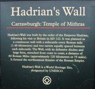 Rock Climbing Photo: The Roman Wall ,Northumberland . Crosses England j...