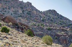 "Rock Climbing Photo: The area ""Mecca"""