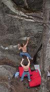 Rock Climbing Photo: Pop Or Drop
