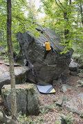 Rock Climbing Photo: Spores