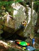 Rock Climbing Photo: Pleasure Treasure