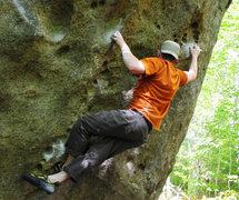 Rock Climbing Photo: Coitus