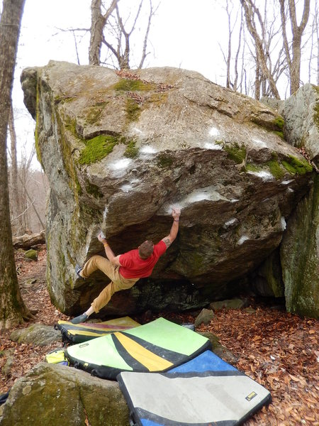 Rock Climbing Photo: Instant Yoga