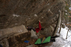Rock Climbing Photo: OG-18
