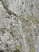 Rock Climbing Photo: Las Chimuelas, P. Chico