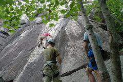 Rock Climbing Photo: Stone Age