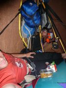 Rock Climbing Photo: Deviant Dales & Dinty Moore Beef Stew - a big wall...