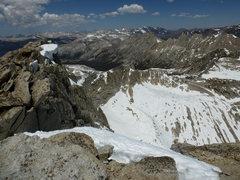 Rock Climbing Photo: b